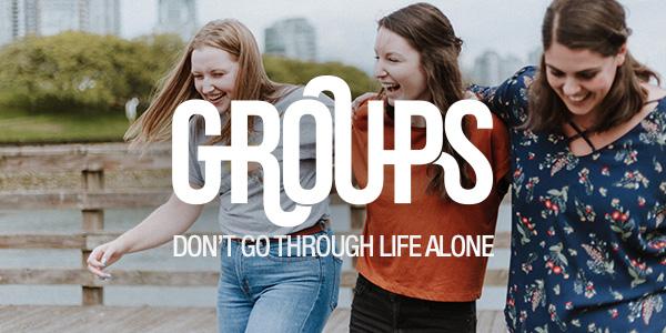 Spring Groups Start January 25