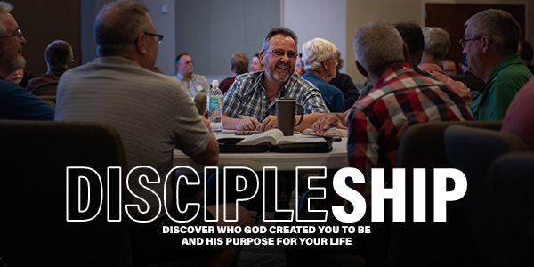 Be Discipled or Be a Discipleship Mentor