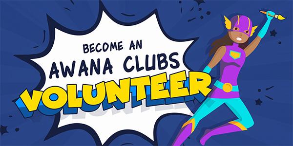 AWANA Volunteer Opportunity