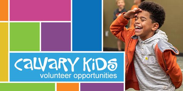 Kids' Ministry Volunteers